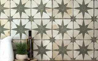 Керамическая плитка FS STAR в стиле винтаж